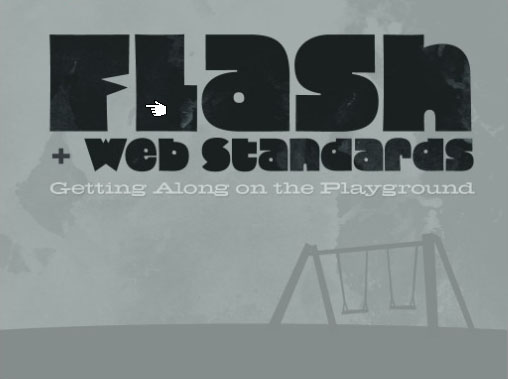 FlashWebStandards