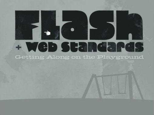 FlashWebStandards